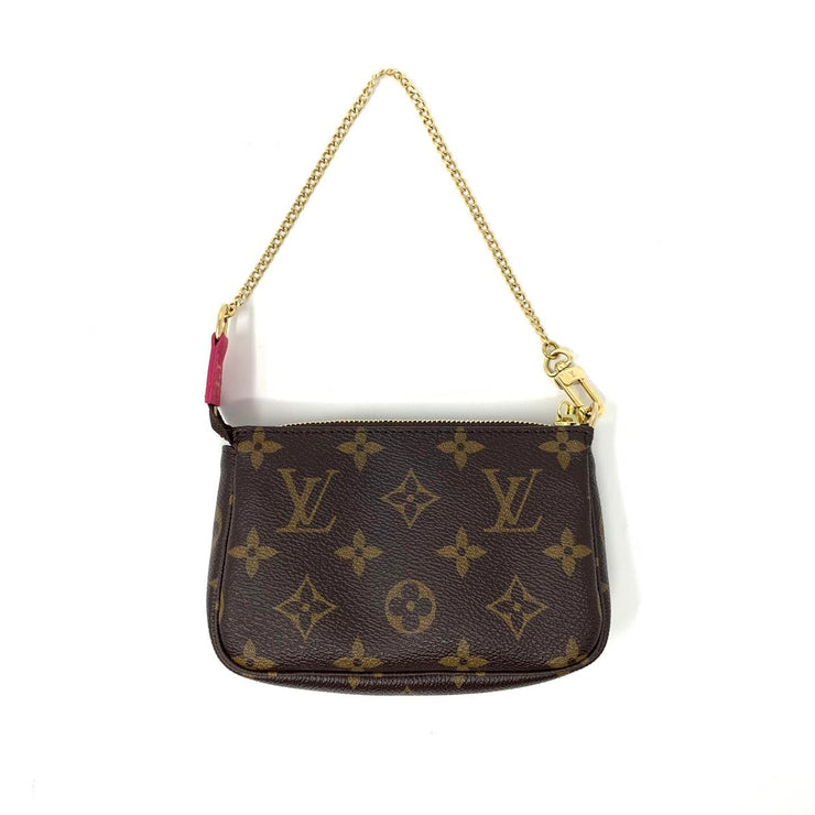 Louis Vuitton 2019 Holiday  Vivienne Cable-Car Mini Pochette Accessories Consignment Shop From Runway With Love