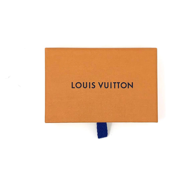 Limited Edition Louis Vuitton Giant Monogram Cube Coin Purse Designer Consignment From Runway With Love