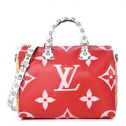 Louis Vuitton Giant Monogram Speedy 30 Bandouliere Designer Consignment From Runway With Love