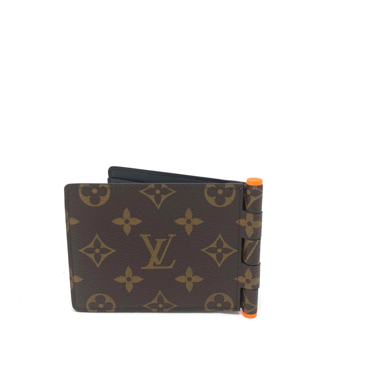 Louis Vuitton Hinge Multiple Wallet w/ Tags