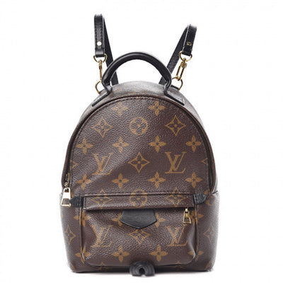 Louis Vuitton Monogram Mini Palm Springs Backpack Designer Consignment From Runway With Love