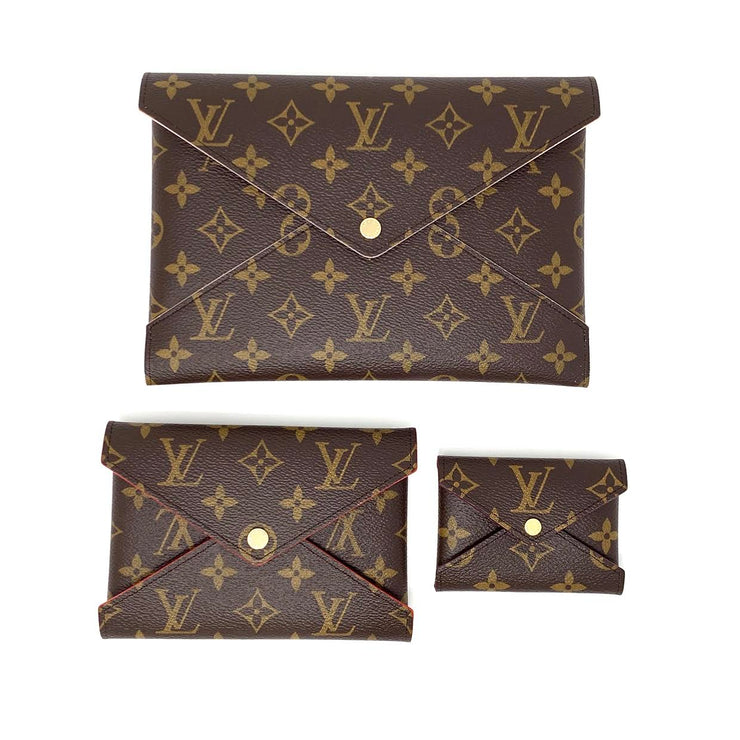 Louis Vuitton Pochette Kirigami Designer Consignment From Runway With Love