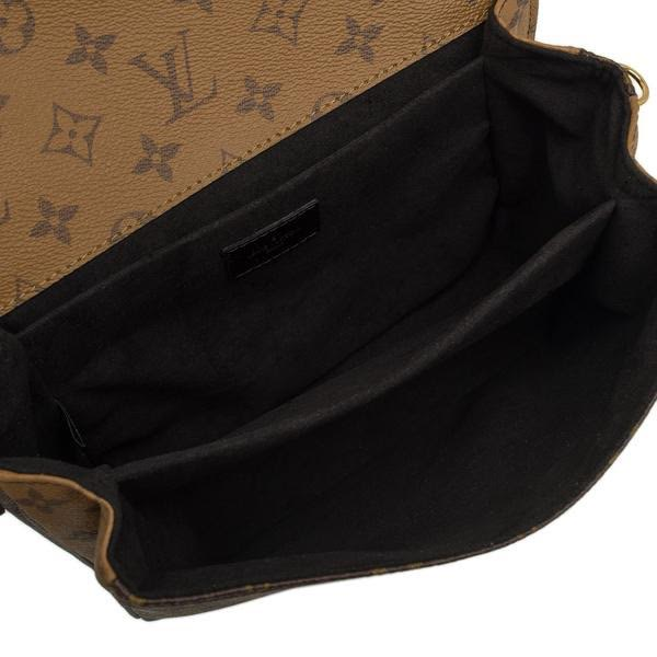 Louis Vuitton Reverse Monogram Pochette Metis Designer Consignment From Runway With Love