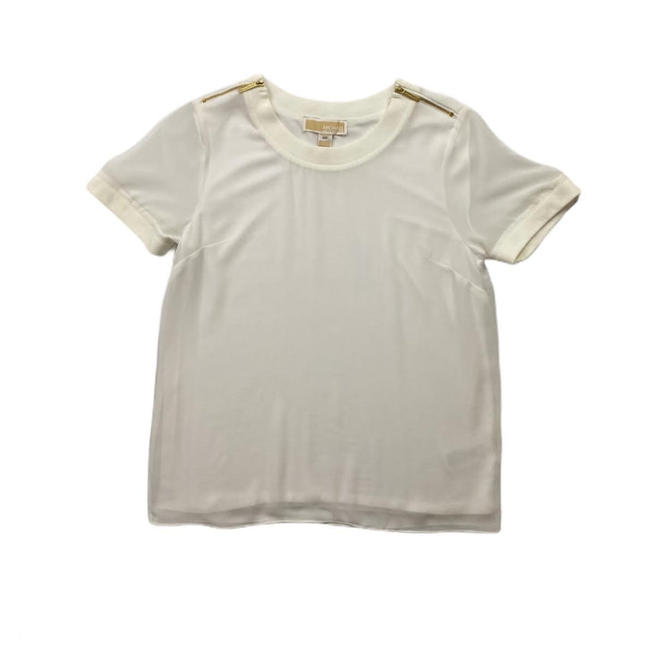 Michael Michael Kors Scoop Neck T-Shirt