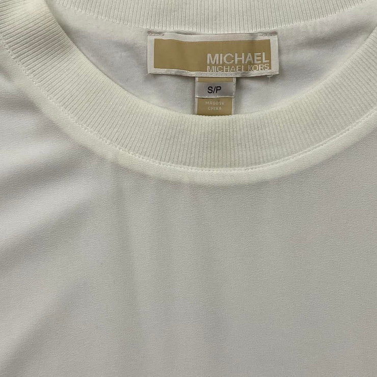 Michael Michael Kors Scoop Neck T-Shirt consignment shop
