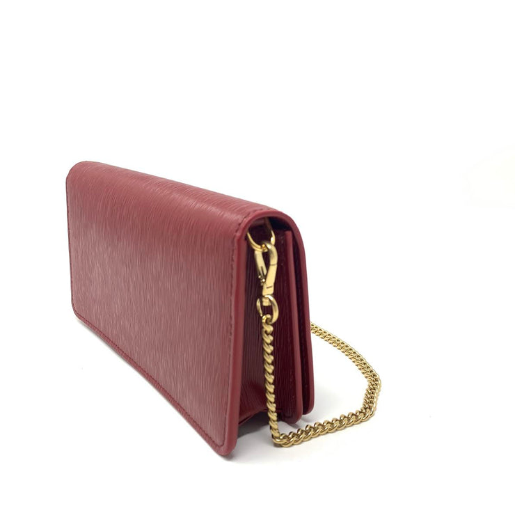 Prada Vitello Move Wallet on Chain
