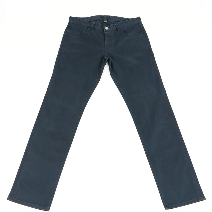 Theory Chino Pant Blue mens