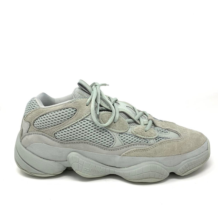 Yeezy Adidas Boost 500 Desert Rat Sneakers Designer Consignment From Runway With LoveYeezy Adidas Boost 500 Desert Rat Sneakers Designer Consignment From Runway With Love
