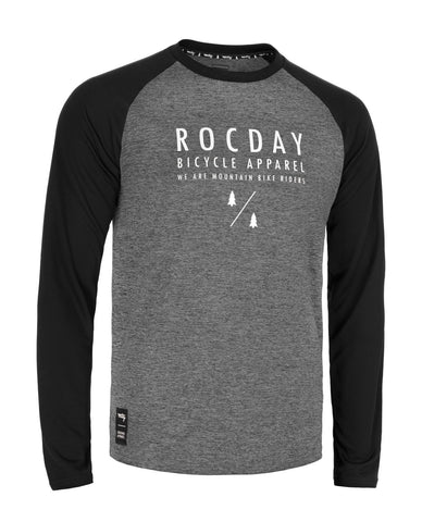 Maillot ROCDAY® MANUAL Blanc