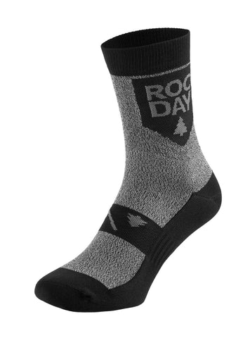 Chaussettes ROCDAY Timber - Noir