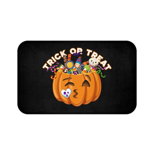 Trick or Treat Bath Mat - FREE Shipping