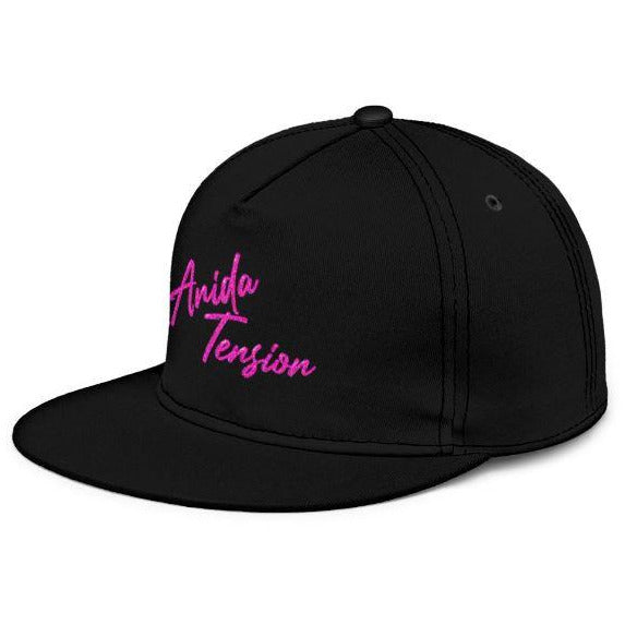 Anida Tension Pink Glitter Hat