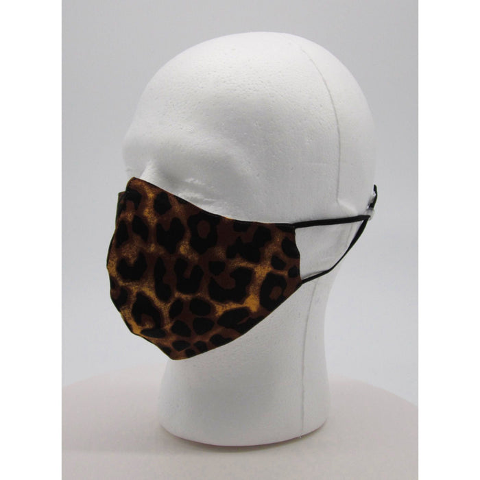 Kids Cheetah Face Mask w/ PM2.5 Filters