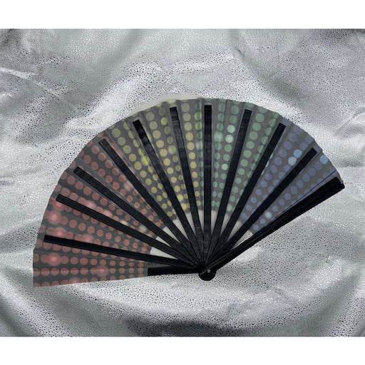 Gay Pride Disco Hand Fan