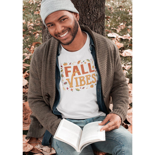 Fall Vibes Unisex T-Shirt