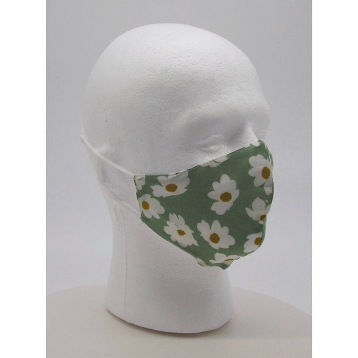 Kids Unisex Flower Face Mask w PM2.5 Filters