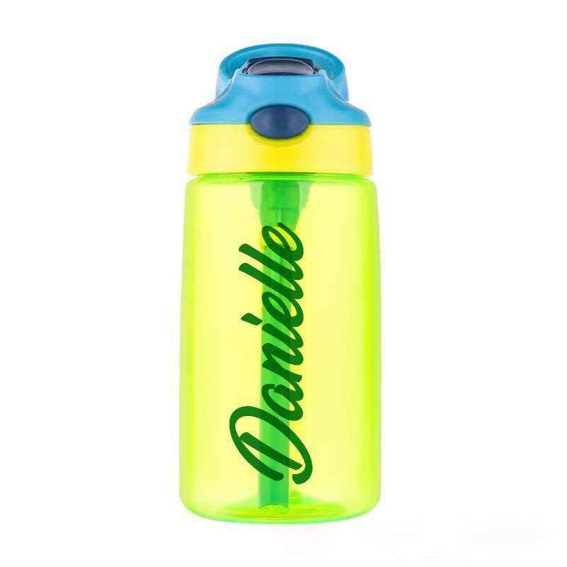 Custom Name Kids Bottle