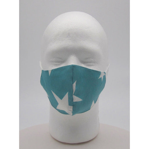 Kids Unisex Stars Face Mask w/ PM2.5 Filters