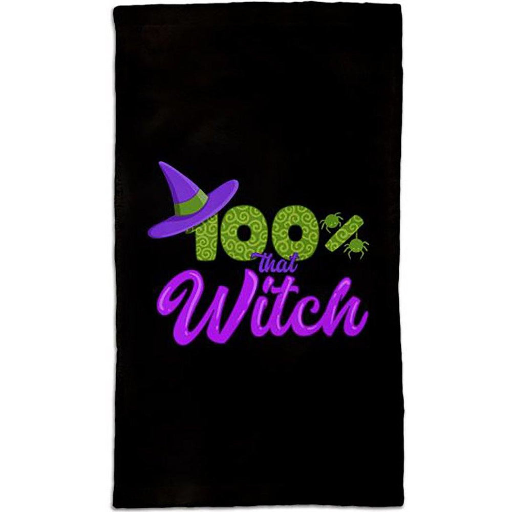100% That Witch Hand Towel - FREE Shipping
