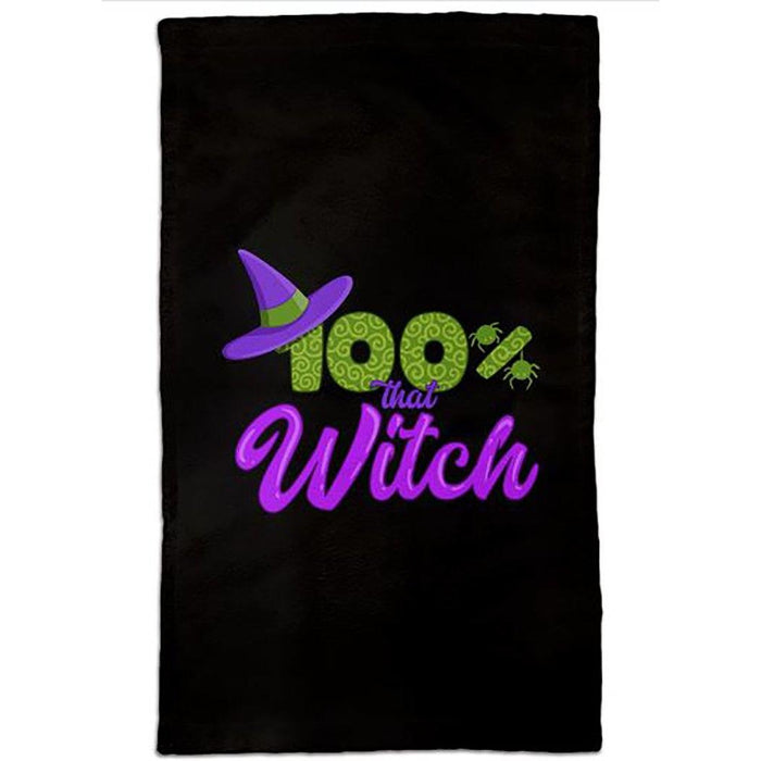 100% That Witch Hand Towel
