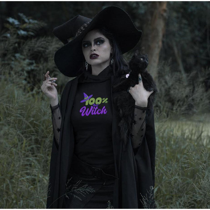 100% That Witch Ladies T-Shirt