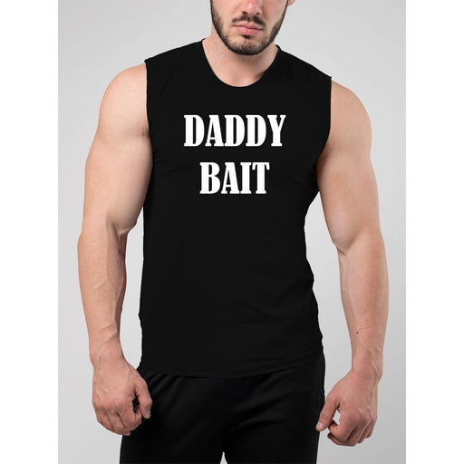 Daddy Bait Muscle Tank Top