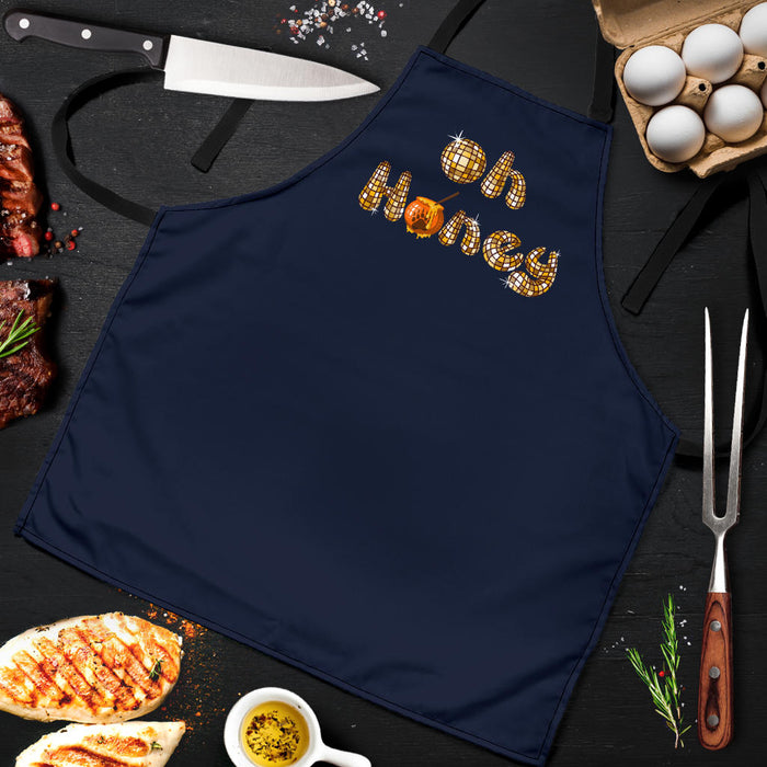 Oh Honey Apron Adjustable Apron - FREE Shipping