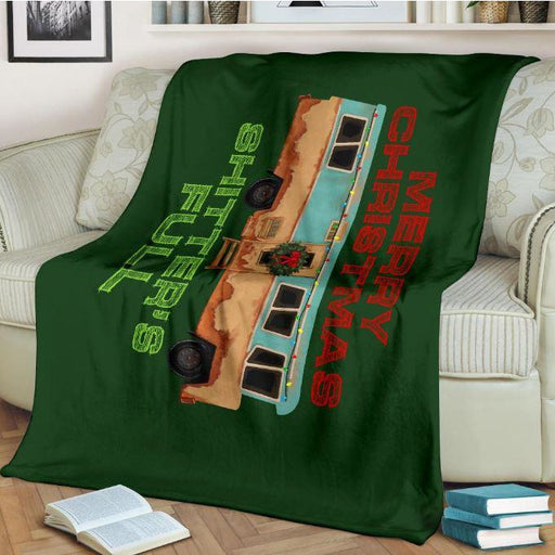 National Lampoons Christmas Throw Blanket