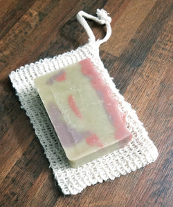 Natural Sisal Soap Saver
