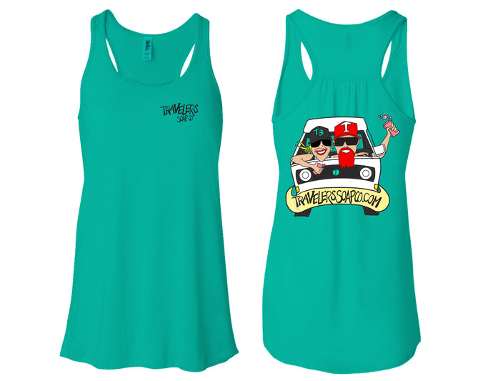 Women's Flowy Tank Top ((SALE))