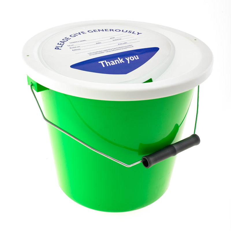 Green Collection Bucket