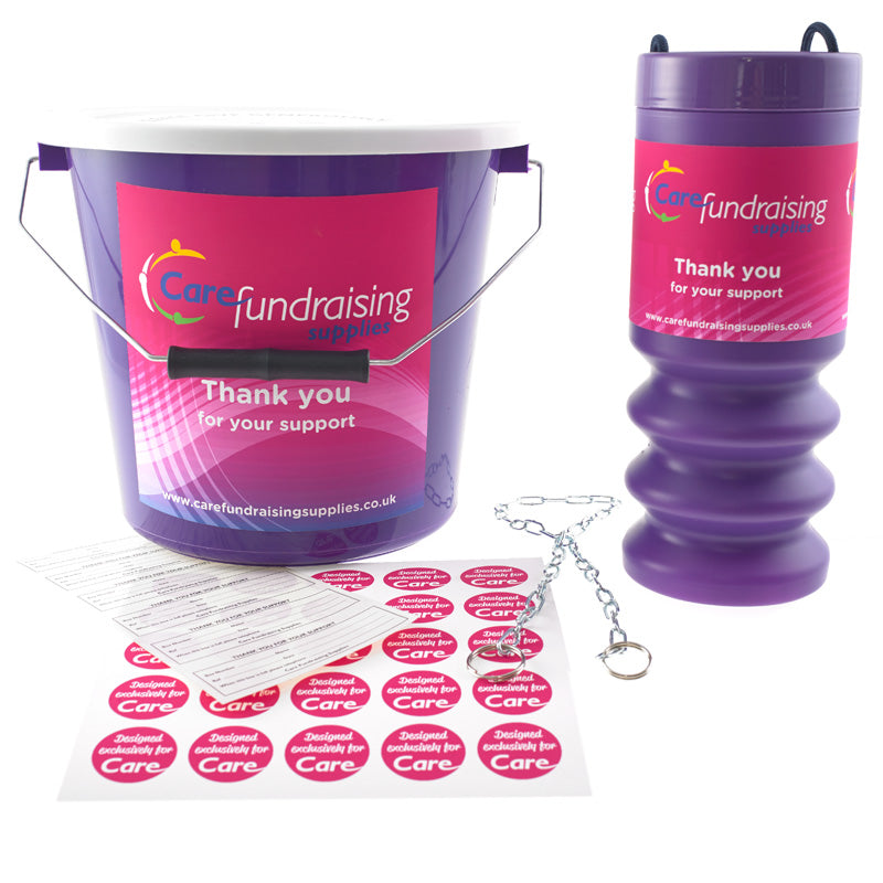 essential collection devices, charity start up pack