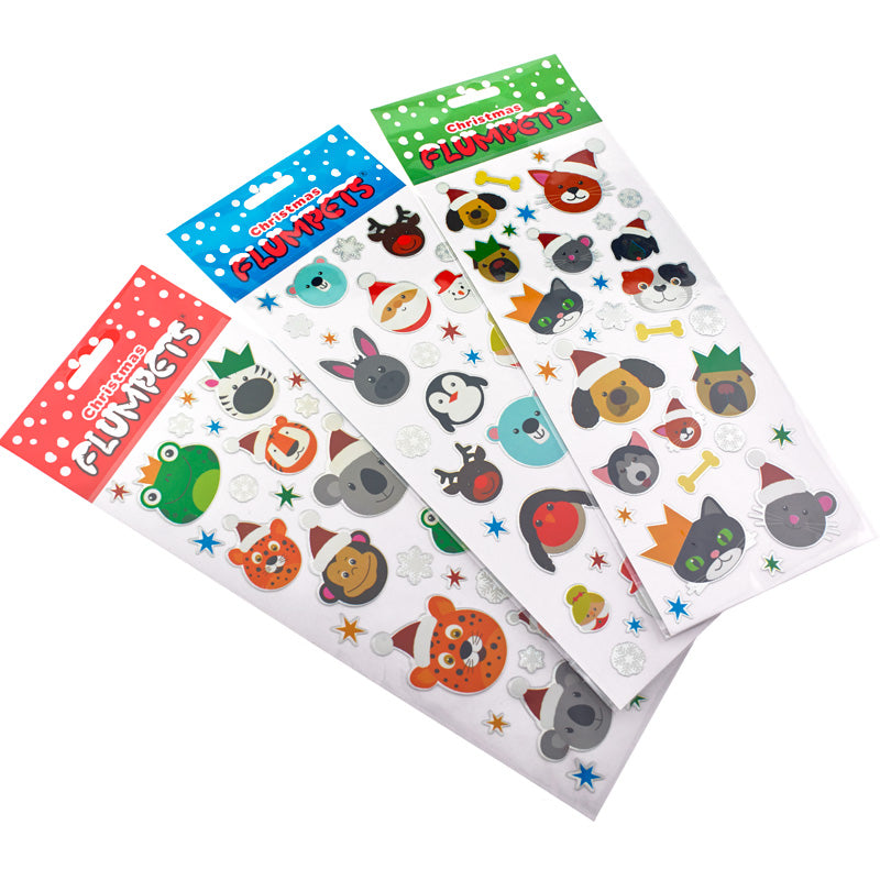 Flumpets Sticker Sheets - perfect for fundraising