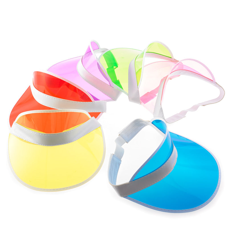 sunvisors multi colour