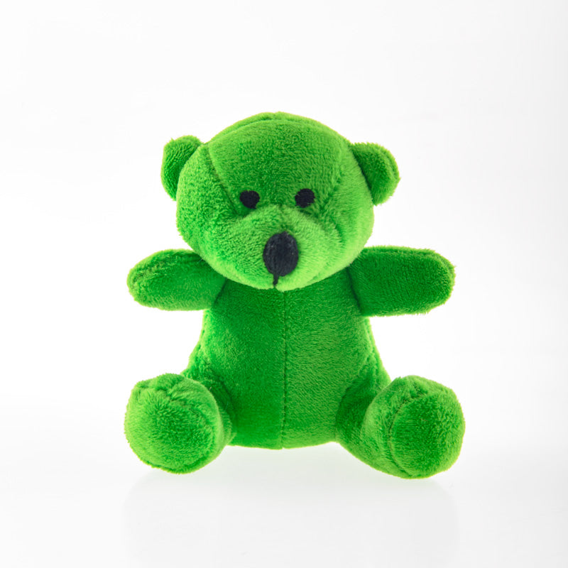 Green Rainbow Bear