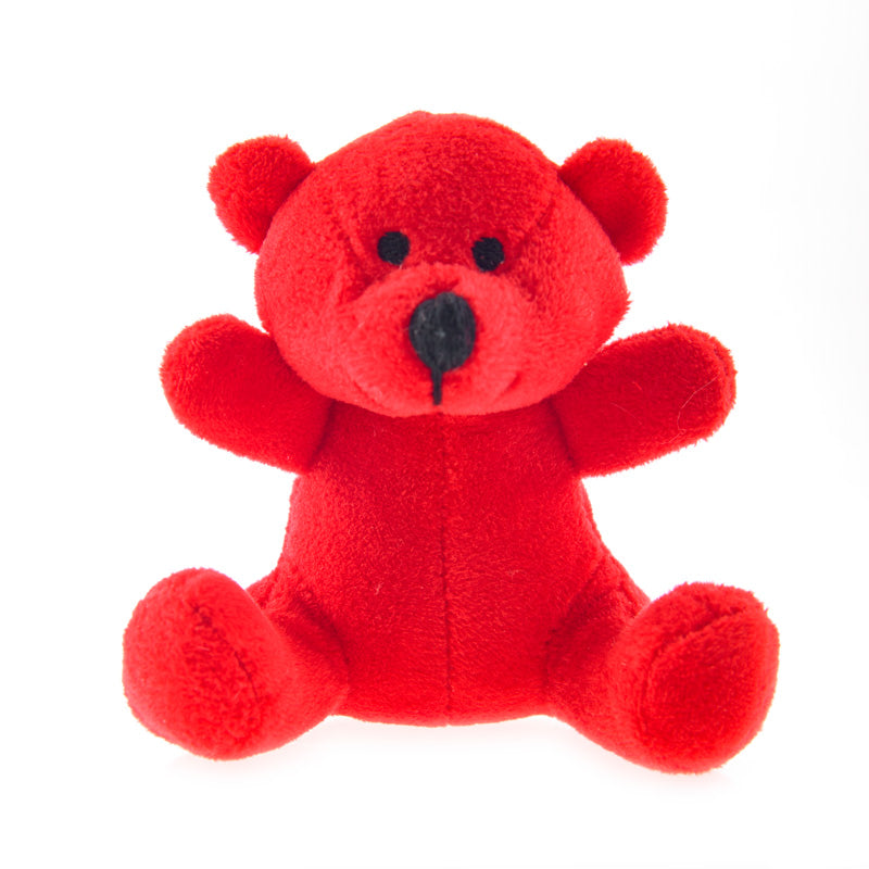 Rainbow Bear - Red