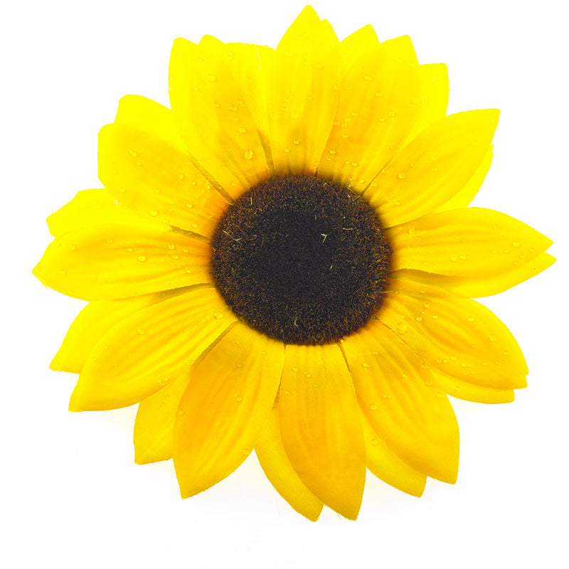 23cm Sunflower with Pin