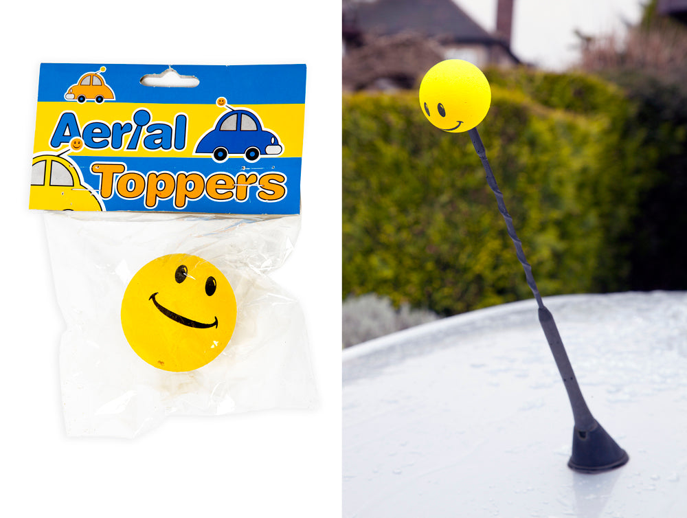 Smiley Face Topper