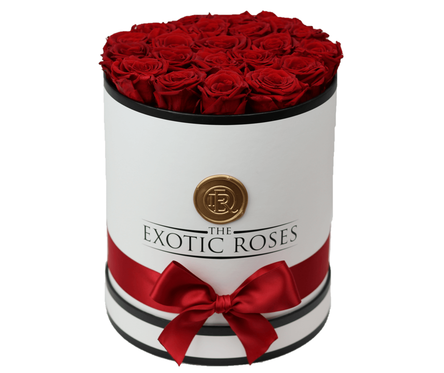 Medium Round - Eternity Roses - The Exotic Roses