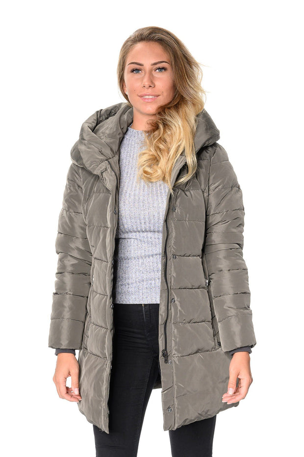 19-508 Grey Damenjacke JETLAG