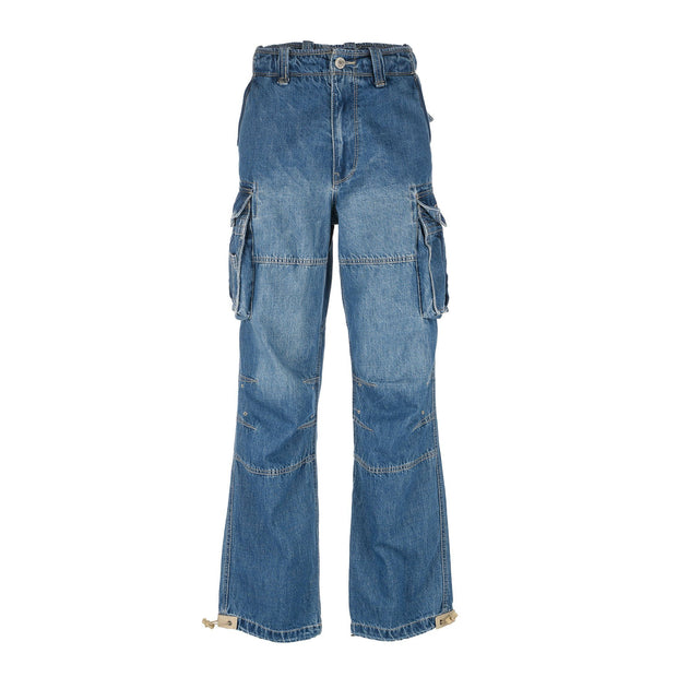 Cargohose Safety A - denim - JETLAG