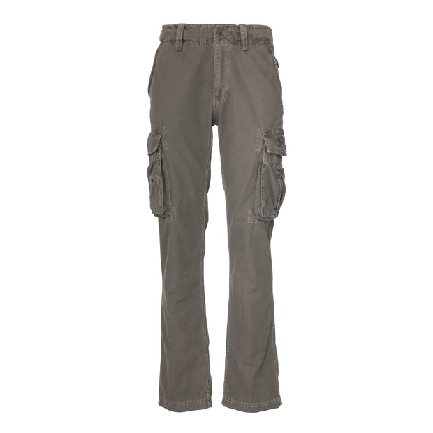 Cargohose Take off 8 long - dark grey - JETLAG