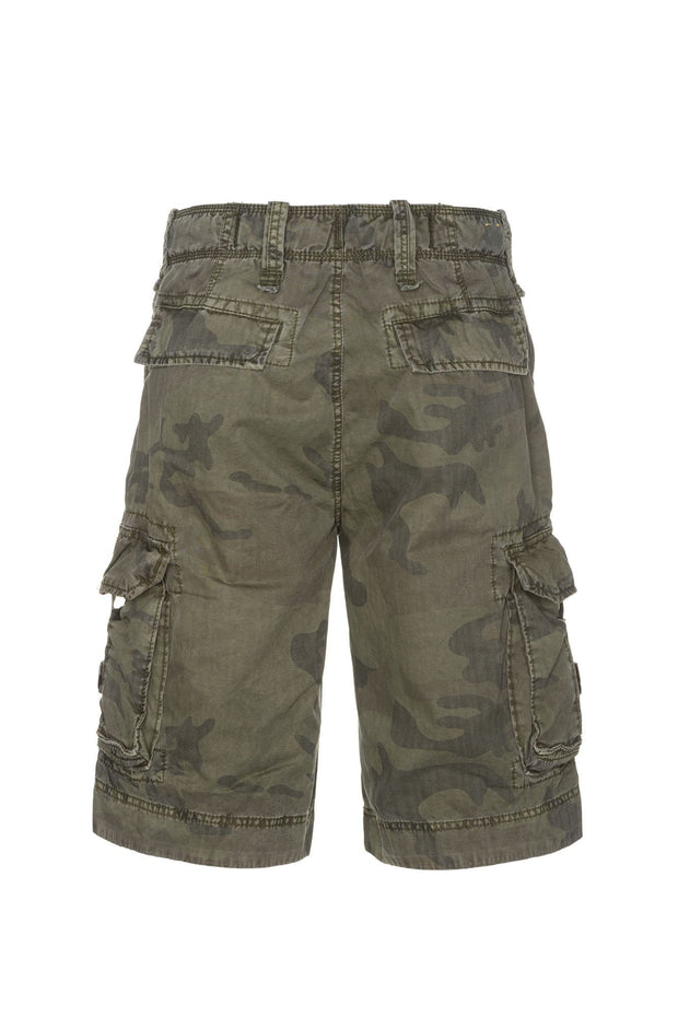 Take off 7 - Camouflage Shorts JETLAG