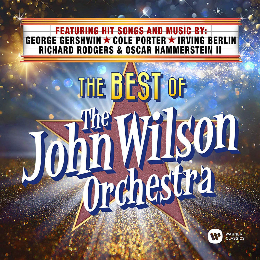 Prom 29 & 30 - The John Wilson Orchestra: The Best of the John Wilson Orchestra