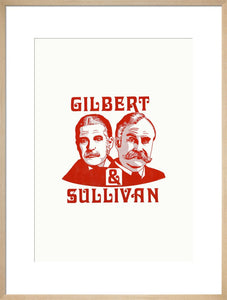 Programme for Gilbert & Sullivan, 10 February 1979 - Royal Albert Hall