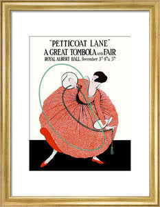 Petticoat Lane - A Great Tombola and Fair - 1917