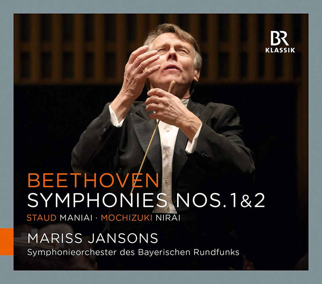 Prom 15 - Mariss Jansons / Bavarian Radio Symphony Orchestra Beethoven: Symphonies Nos. 1 & 2