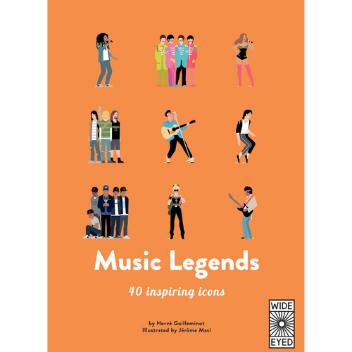 Music Legends: 40 Inspiring Icons - Royal Albert Hall