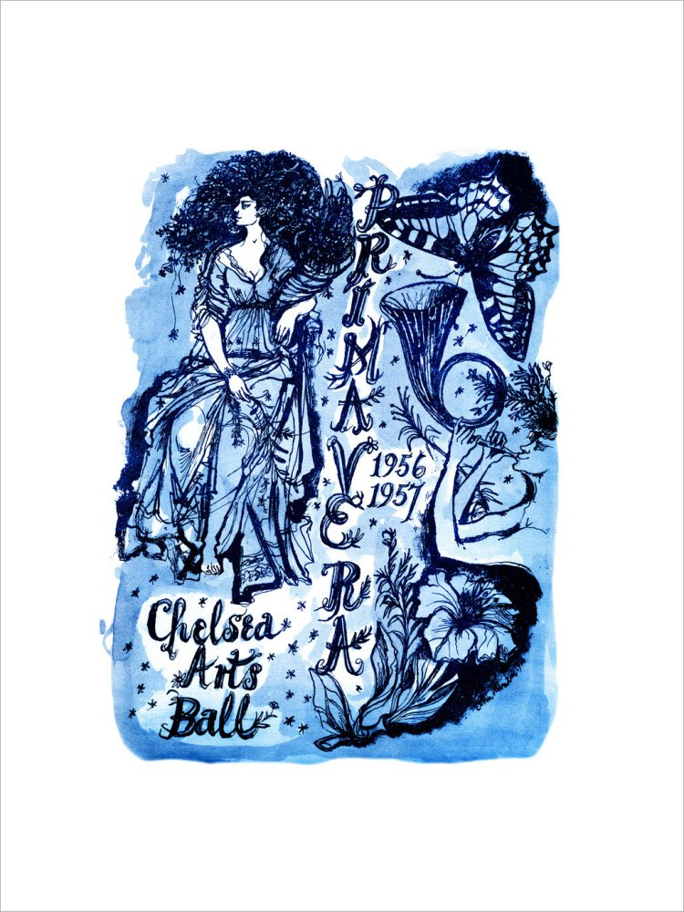 Chelsea Arts Club Annual Ball - 1956