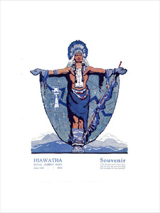 Royal Choral Society Coleridge-Taylor's 'Hiawatha' - 1932